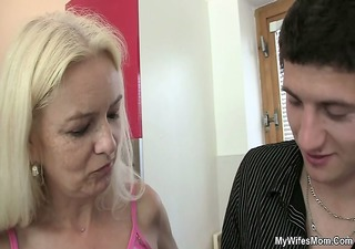 wife finds out that is her mom enticed son-in-law