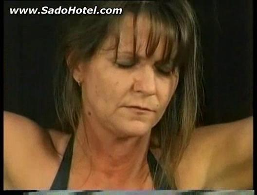 bdsm session with awesome grownup slave part 2