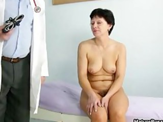horny mature mom loves getting a check part5