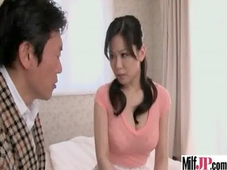 slutty japanese milf own pierced tough on camera
