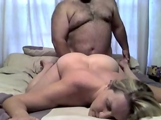 mommy and dad make a fuck tape