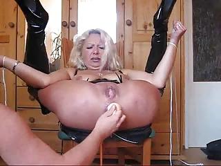 granny mature babe really uneasy  bondage