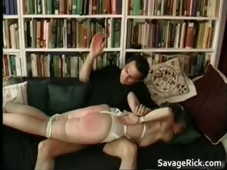 horny mature babe is sex slave into weird bondage