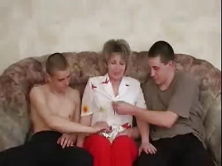 russian older  like with two dudes