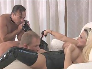 cuckold slave threesomes ain wife not amateur