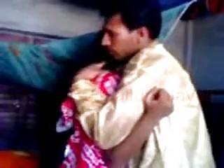 indian newly wedded man trying zabardasti to