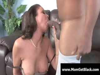 mature babe going black  busty women fucked by