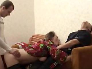naughty mother gang bang by son