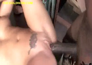 cuckold helping wife fuck black