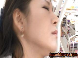 ayane asakura eastern  woman has outdoor fuck