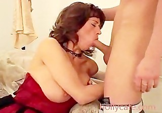 super shaggy box on milf