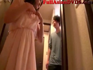 japanese mother bangs her son(2)