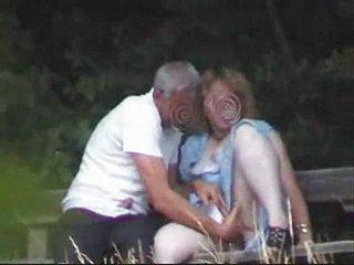lady having pleasure with her fresh boyfriend.