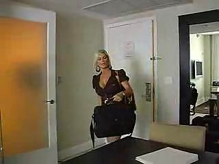 blond lady has fuck with inexperienced man